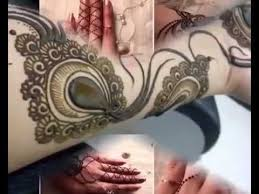 simple mehndi designs for henna