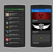 themes mobile android how to apply substratum oms themes on your android techfuzz