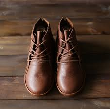 handmade womens boots sale handmade brown shoes for womenankle bootsflat shoes retro