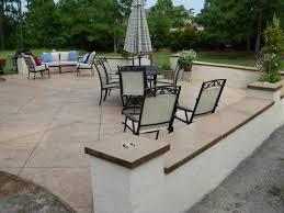 taupe eagle concrete stain garden pinterest concrete patios