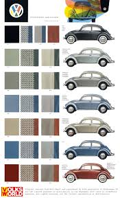 vw beetle colour charts das auto pinterest beetle vw