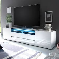 replacing led lights in tv modern tv stand chicago furniture store pertaining to white tv ideas