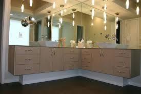 corner double sink vanity master suite remodel traditional