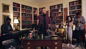 Small Desk Concert Common Debuted Three New Songs During Tiny Desk Concert At The
