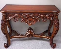 Mahogany Console Table Furniture Mahogany Console Table Delectable Small Tables