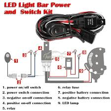 How To Wire Light Bar by Diagrams 480480 Led Wire Harnesses Diagrams U2013 Nilight Off Road
