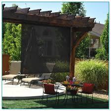 outdoor sun shades for decks