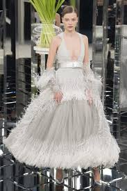 chanel spring 2017 couture collection vogue