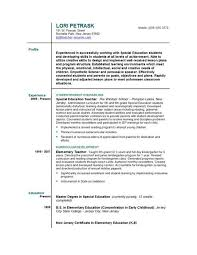 Sample Faculty Resume by Education Resume Templates College Student Professional Resume