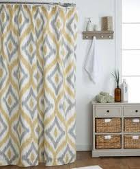 Grey And Yellow Shower Curtains Sereno Shower Curtain Yellow 72 X72 Yellow Sereno And Http