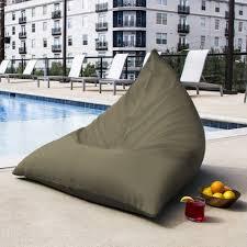 Big Joe Bean Bag Lounger Outdoor Beanbag Chairs