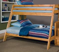 Rustic Bunk Bed Plans Twin Over Full by Bedroomdiscounters Bunk Beds Wood