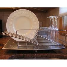 dish drainer for small side of sink rohan dish drainer stainless steel sink dish drainer zojila