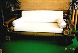 Sofa Bamboo Furniture Bamboo Furniture Custom Bamboo Furniture For Home And Patio