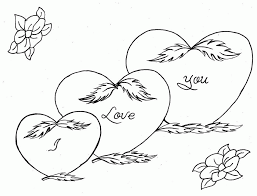 cartoon coloring pages love coloring pages ages