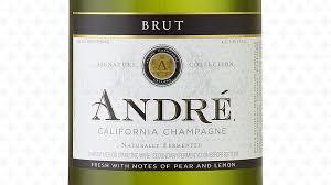 brut california champagne u0026 sparkling wine andré