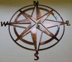 wood compass wall nautical compass wall hanging home decor wood compass nautical