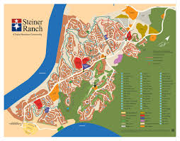 Austin Neighborhoods Map by Steiner Ranch Neighborhood Guide Steiner Ranch Homes