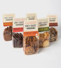 cookie gift cookie gift set 3 dozen gifts gift sets grey ghost bakery