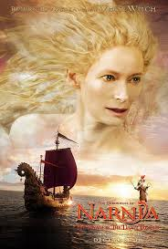 narnia film poster the chronicles of narnia the voyage of the dawn treader movie