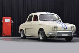 renault old renault dauphine r1093 gordini this is cute but i would never