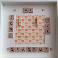 mothers day gift for nanny we you nanny nan mummy photo box frame mothers day