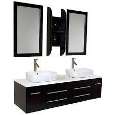 fresca fvn6119es bellezza modern double vessel sink bathroom