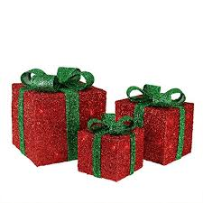 Decorative Christmas Gift Boxes Decorative Christmas Boxes With Lights Wanker For