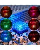 deals on solar rock lights are going fast