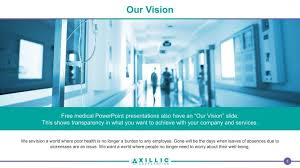 medical premium powerpoint slide templates slidestore
