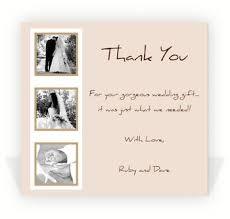 wedding wishes exles wedding thank you note exles londa britishcollege co