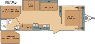 shasta flyte travel trailers floor plans by forest river access rv