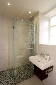architecture exciting bathroom design with corner shower stalls