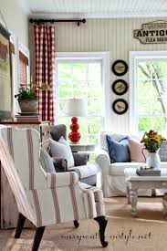 Navigate To Pottery Barn Savvy Southern Style Spring In The Sun Room Pottery Barn Basic