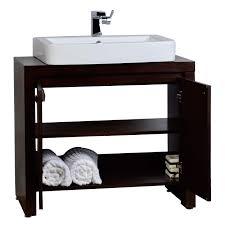 33 Inch Bathroom Vanity by Single Bathroom Vanity Ironwood Vinci 33 5