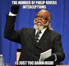 Philip Rivers Meme - photos top twenty philip rivers hate memes westword