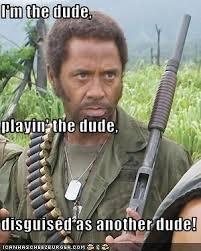 Tropic Thunder Meme - tropic thunder quotes gallery wallpapersin4k net