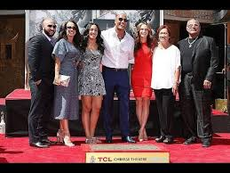 the biography of dwayne johnson dwayne the rock johnson parents wife brother ex wife
