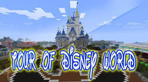 Mimecraft Maps Creation Grand Opening Disney World 10 Done Wip Maps In Minecraft