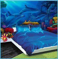 Bedroom For Kids by Adventures Under The Sea Peel And Stick Decal