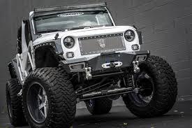 white jeep jku brian u0027s motorsports wrangler on forgiatos