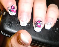 nail designs butterfly nail art designs