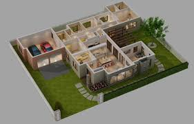 house 3d models cgtrader com