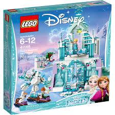 lego disney princess frozen elsa u0027s magical ice palace 41148