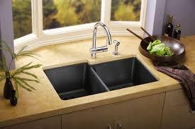 Granite Kitchen Sinks Kitchen Sinks Granite Composite Offers Superior Durability