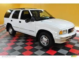 gmc jimmy 1995 frost white gmc jimmy sl 4x4 49245024 gtcarlot com car