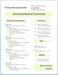 ms word format resume resume format in microsoft word office resume template