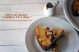cómo puedes asistir a ikea maras con un presupuesto mínimo cheesecake carmela goes to ikea tarta de queso carmela va