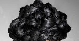New Best Hype Coiffure U2013 Long Black Straight Hair Styles U2013 356631