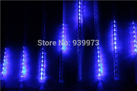 30cm meteor shower led light l 100 240v led falling
